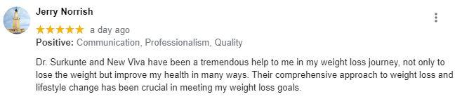 Weight Loss Chandler AZ Patient Testimonial
